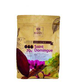 Cacao Barry Chocolate Santo Domingo 70% bolsa 2.5kg