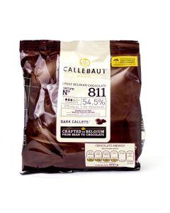 Callebaut Cobertura de Chocolate Semi Amargo 54.5% Callets