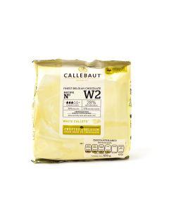 Callebaut Cobertura de Chocolate Blanco 28.1% Callets