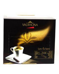 Valrhona Eclat oscuro 22 piezas, caja 1kg